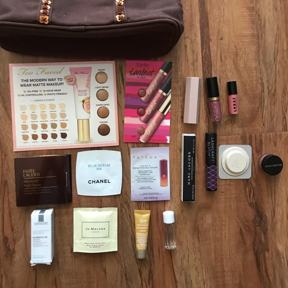 Marc Jacobs Makeup All New Travel Size Never Used Poshmark